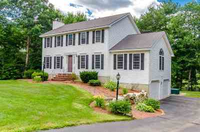 Bedford Single Family Home For Sale: 264 Pulpit Road