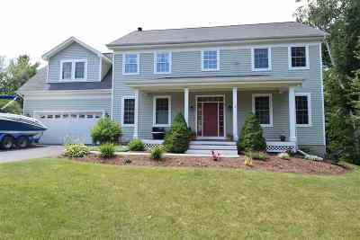 Chittenden County Single Family Home For Sale: 524 Hanon Drive