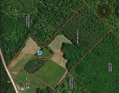 Residential Lots & Land Sold: Rabbit Path Road