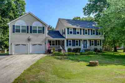 Hudson NH Single Family Home For Sale: $469,900