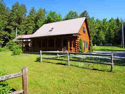 Orleans County Single Family Home For Sale: 52 Access Lane