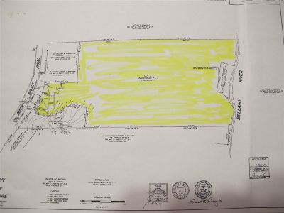 Strafford County Residential Lots & Land For Sale: 54 Back River Road