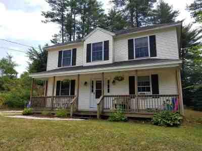 Hillsborough Single Family Home For Sale: 9 Jefferson Drive