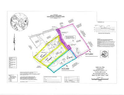 Meredith Residential Lots & Land For Sale: Kits Crossing #3