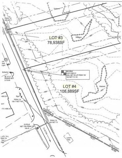 Gilford Single Family Home For Sale: 680 Cherry Vally Road #Lot 4