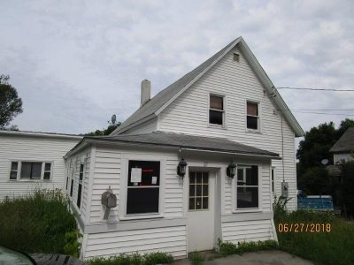 Brandon Single Family Home For Sale: 67 Carver Street