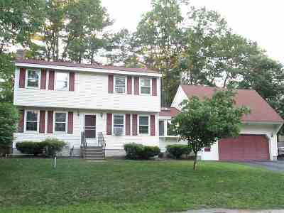 Concord Single Family Home For Sale: 4 Adonis Ct