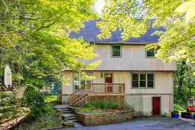 Raymond Single Family Home Active Under Contract: 4 Lincoln Drive