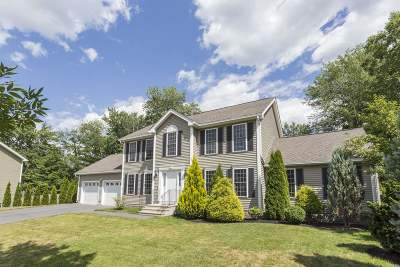 Manchester Single Family Home Active Under Contract: 53 Lilac Court