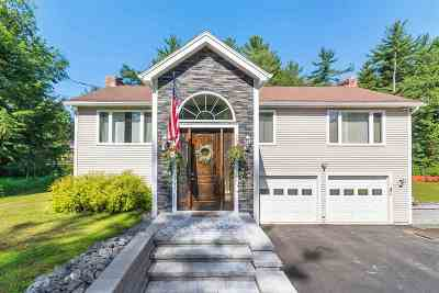 Hudson NH Single Family Home For Sale: $364,999