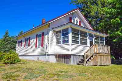 Somersworth Single Family Home For Sale: 15 Wolcott Street
