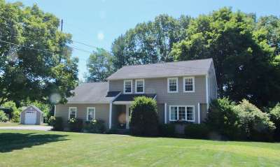 Hudson Single Family Home Active Under Contract: 13 Plaza Avenue