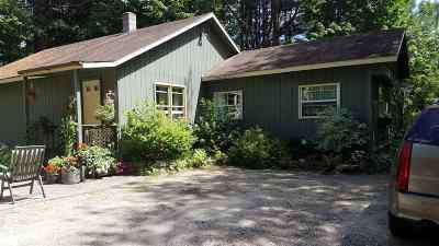 Holderness Single Family Home For Sale: 5 Ta Da Dump Road