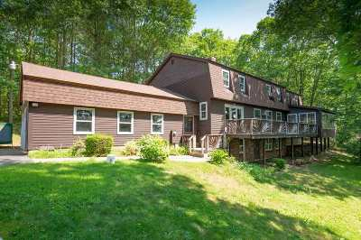 York Single Family Home For Sale: 80 Fall Mill Road