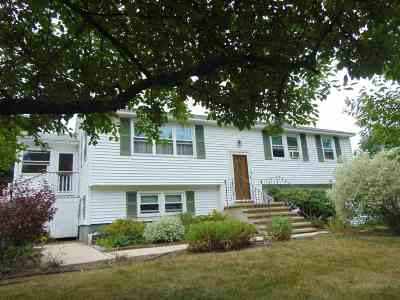 Salem Single Family Home Active Under Contract: 6 Magnolia Avenue