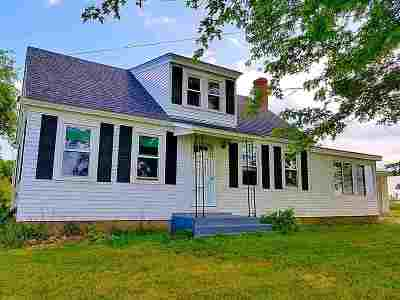 Middlebury Single Family Home For Sale: 943 Shard Villa Road