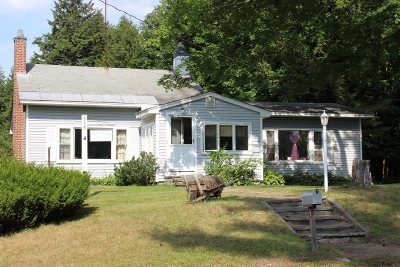 Sanbornton Single Family Home For Sale: 535 Stage Road