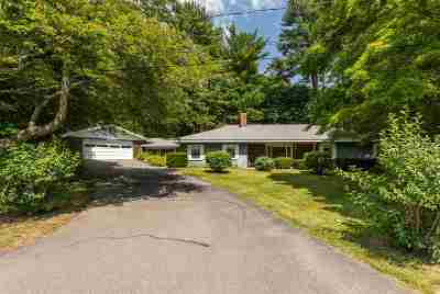 Portsmouth Single Family Home For Sale: 201 Kearsarge Way