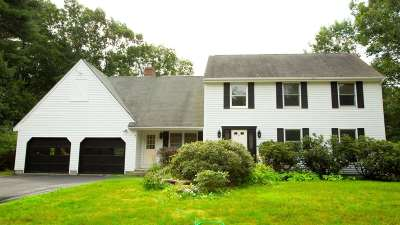 Merrimack Single Family Home For Sale: 48 Erik Street