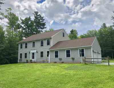 Merrimack County Single Family Home For Sale: 202 Birch Acres Road
