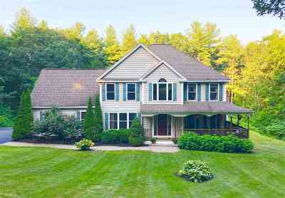 Windham Single Family Home For Sale: 16 Jackman Ridge Road