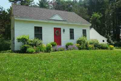 Kittery Single Family Home For Sale: 40 Wilson Road Road