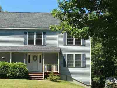 Kingston Single Family Home For Sale: 57c New Boston Road