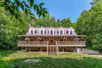 Wolfeboro Single Family Home For Sale: 11 Brown Road