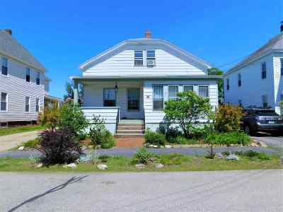 Manchester Multi Family Home For Sale: 36 Kearsage Street