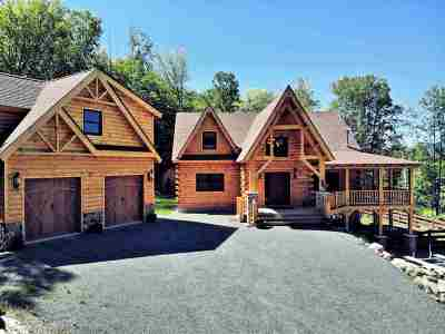 Franconia Single Family Home Active Under Contract: 88 Coventry Ridge Road
