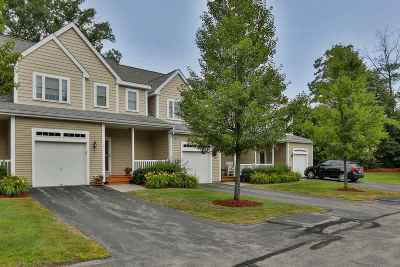 Merrimack Condo/Townhouse For Sale: 17 Esquire Lane
