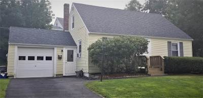 Somersworth Single Family Home For Sale: 19 Buffumsville Road