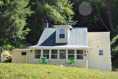 Bolton Single Family Home For Sale: 2736 Duxbury Road