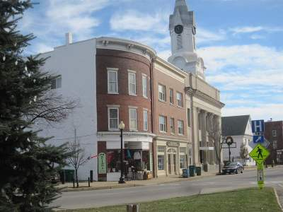 Strafford County Rental For Rent: 10 S. Main St. Street #C
