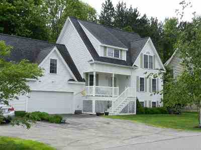 Strafford County Condo/Townhouse For Sale: 30 Trestle Way