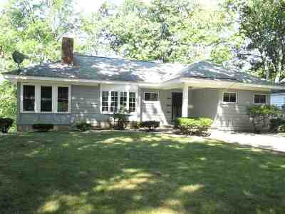 Manchester Single Family Home Active Under Contract: 10 Bruce Road