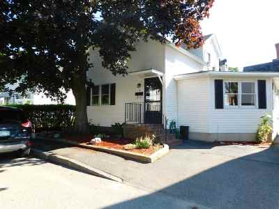 Concord Single Family Home For Sale: 118 Rumford Street