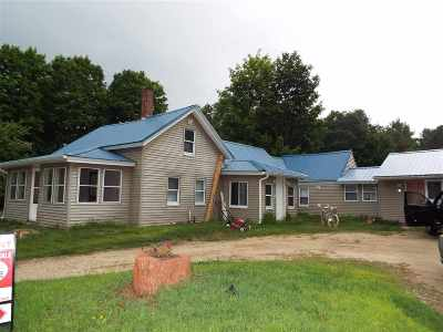 Strafford County Single Family Home For Sale: 22 Berry Road