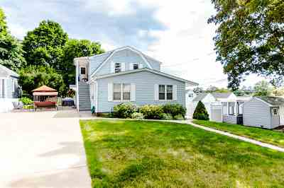 Manchester Multi Family Home For Sale: 35 Garfield Street