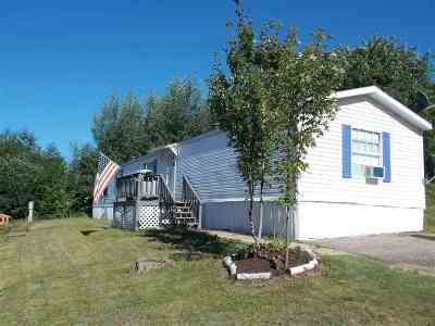 Belknap County Mobile/Manufactured For Sale: 23 Liscomb Circle #35