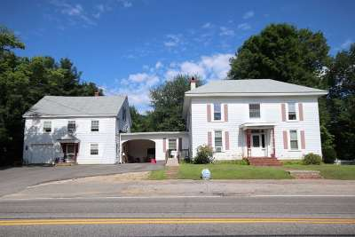 Somersworth Multi Family Home Active Under Contract: 231 High Street