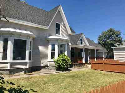 Manchester Single Family Home For Sale: 200 Laurel Street