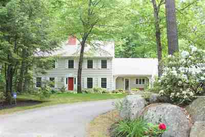 Exeter Single Family Home For Sale: 21 Heritage Way