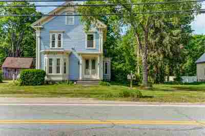 Epping Multi Family Home Active Under Contract: 24 Pleasant Street