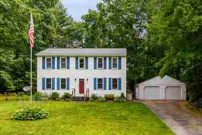 Epping Single Family Home Active Under Contract: 35 Daniel Drive