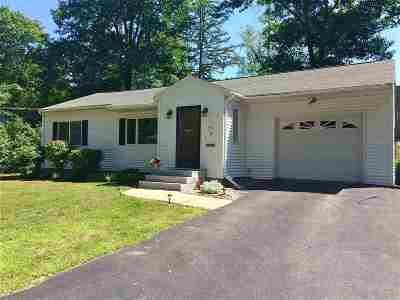 Manchester Single Family Home For Sale: 155 Hillhaven Road