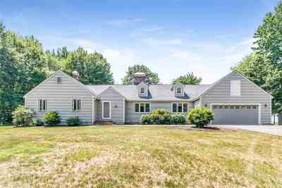 Bow Single Family Home Active Under Contract: 9 Audley Divide