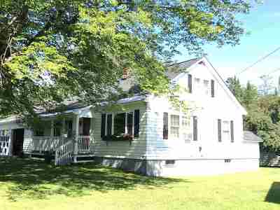 Littleton NH Single Family Home For Sale: $225,000