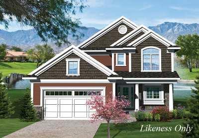 Ferrisburgh Single Family Home For Sale: Lot 7 Atkins Farm Road
