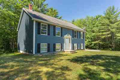 Rochester Single Family Home For Sale: 197 Salmon Falls Road